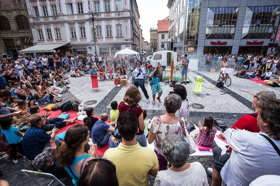Za Dvermi, Praha, fot. Michal Hančovský