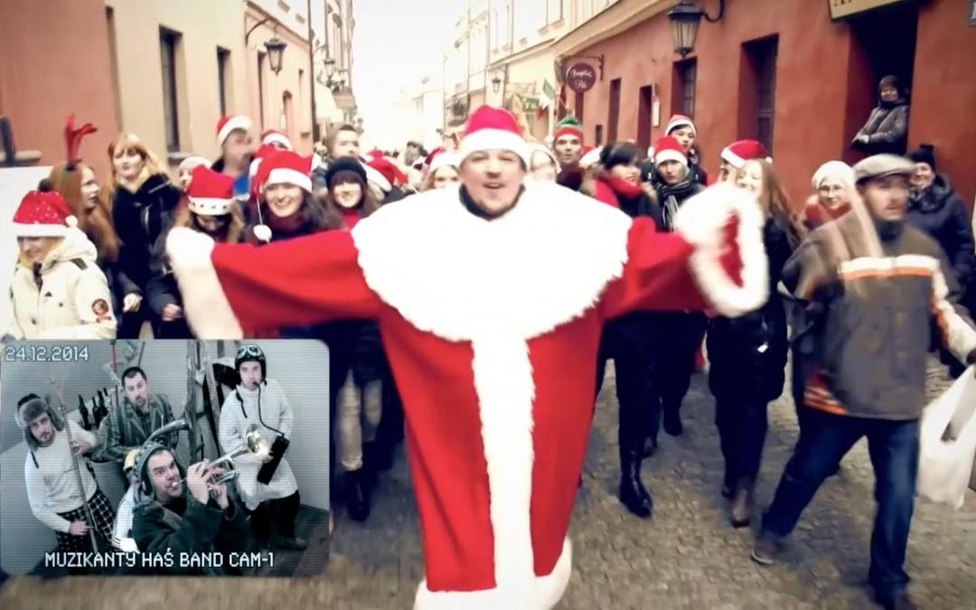 """Świerszczychrząszcz & Muzikanty – """"Święta"""" (Bałkanica Cover)"""
